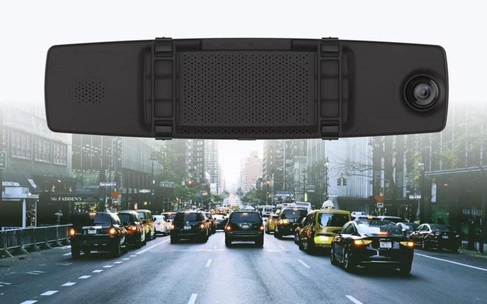 Yi Mirror Touchscreen Dash Cam