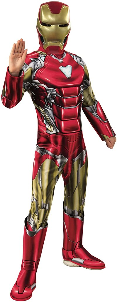 Avengers: Endgame Iron Man Kids Deluxe Costume