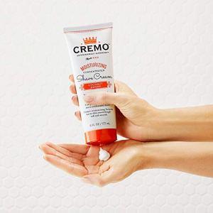 Shaving Cream Bottle Cremo