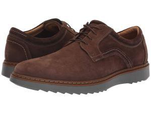Brown Suede Shoes Men's