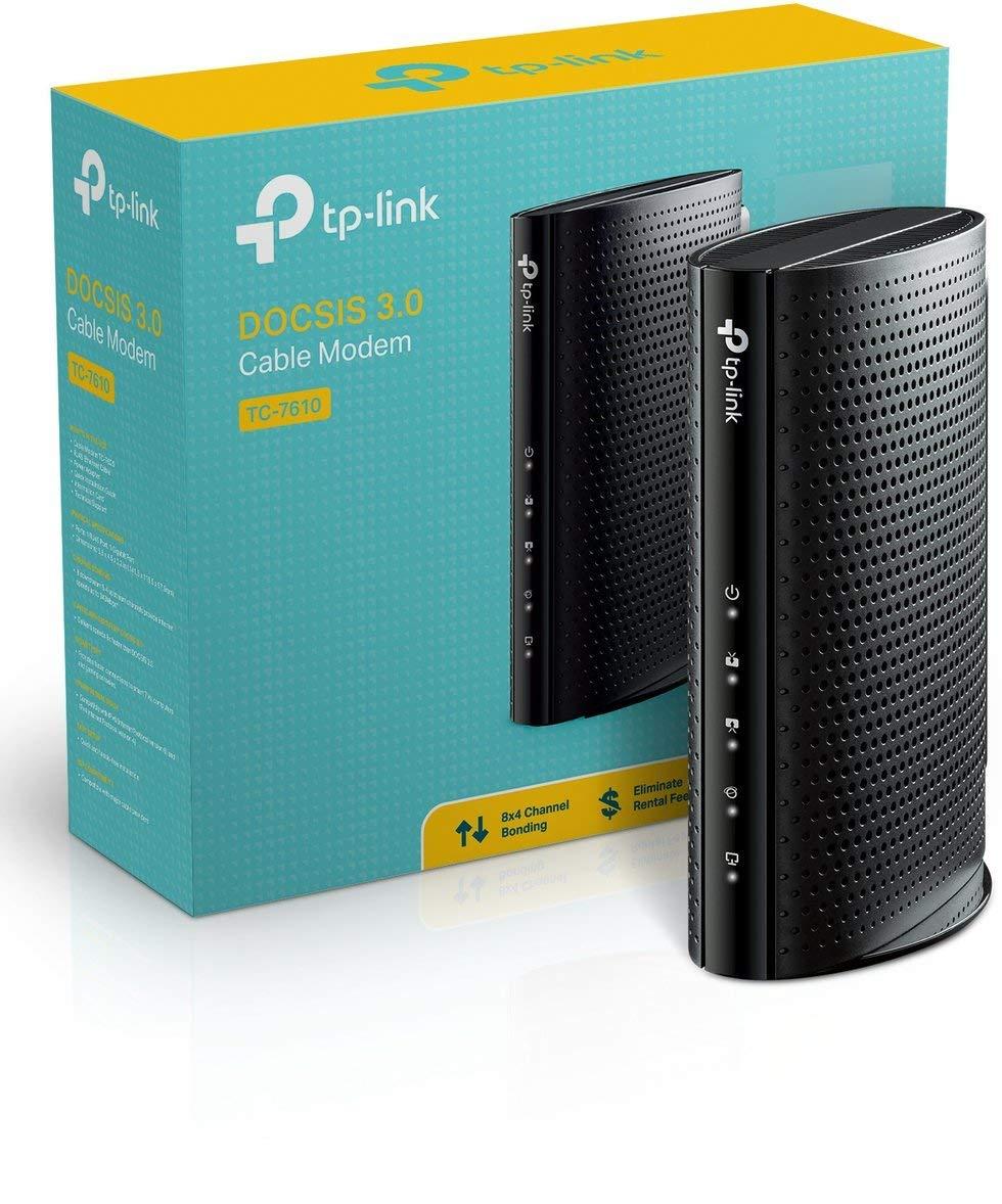 TP Link cable modem