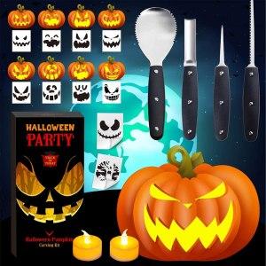 EPLST Halloween Pumpkin Carving Kit