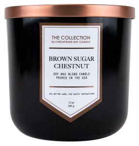 Chesapeake Bay Candle Brown Sugar Chestnut