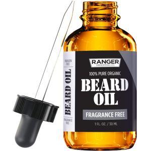 Beard Oil Dropper Bottle