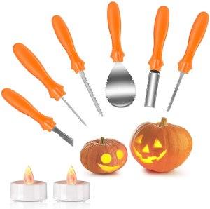 Joyjoz Halloween Pumpkin Carving Kit