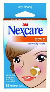 acne covers 3M Nexcare
