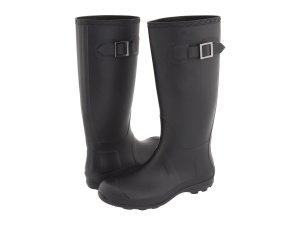 Black Rain Boots Zappos