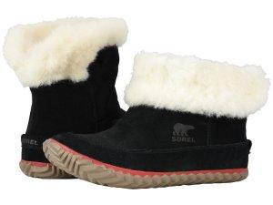 Black Winter Booties Sorel
