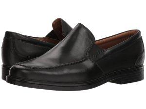 Black Loafers Men's Clarks