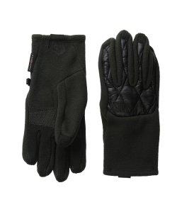 Black Gloves North Face