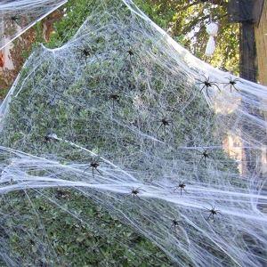 Dreamfun Halloween Large Spider Web