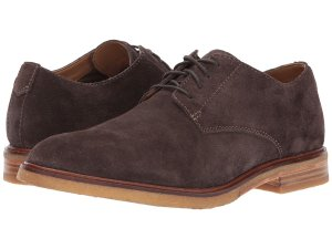 Suede Oxford Shoes Clarks