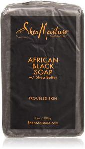 African Black Soap Shea Moisture