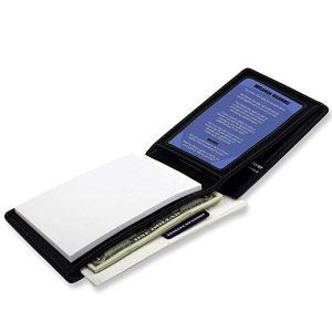 911 Wallet Notebook