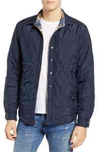 Quilted Jacket Men's Levi's