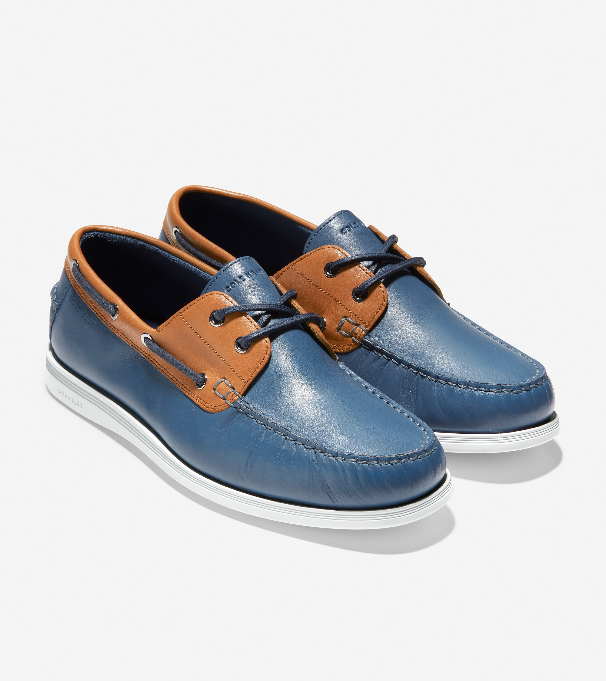 Cole Haan Cornell boat shoe