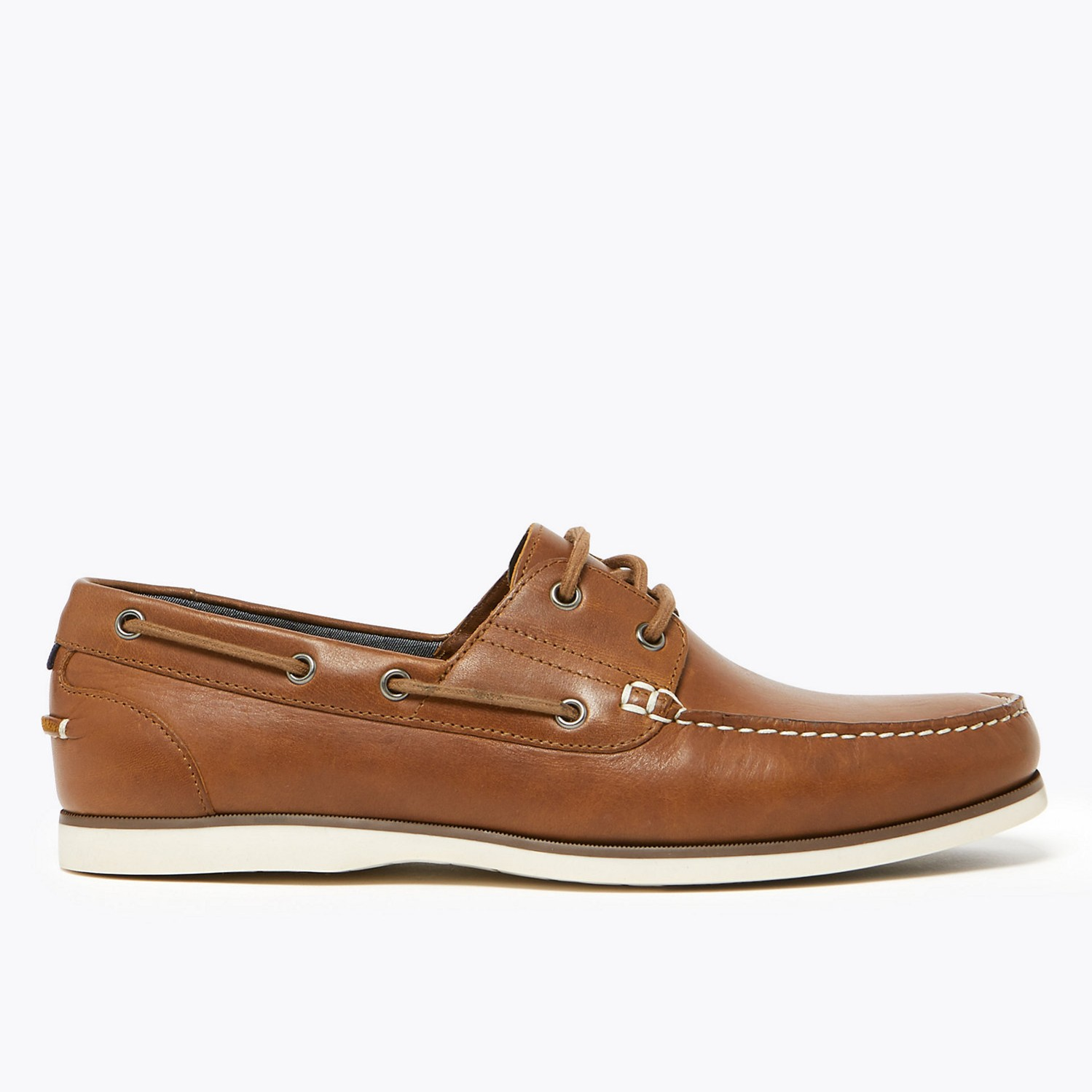 Marks and Spencer boat shoe