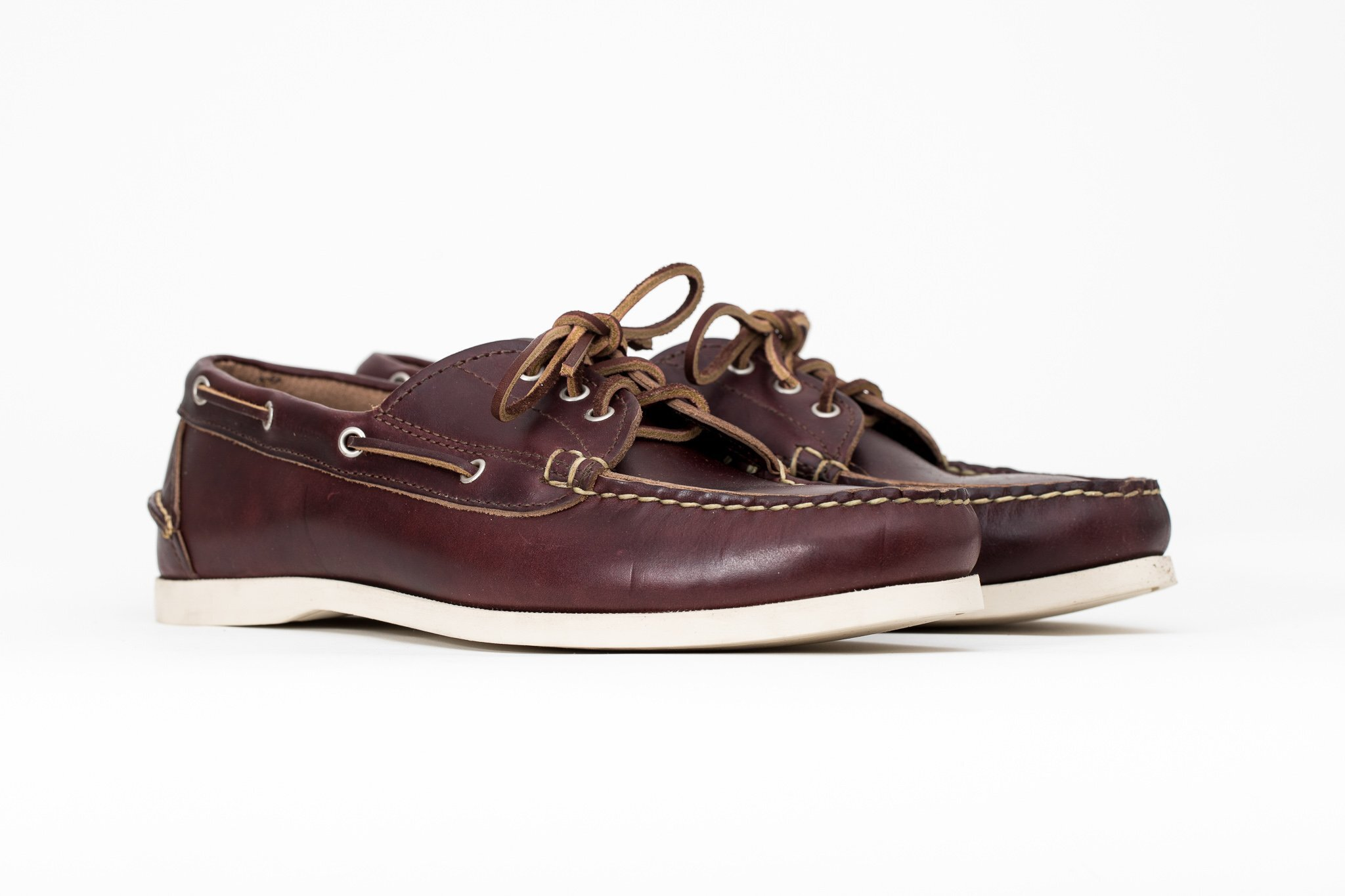Maine Mountain Moccasin true maine boat shoe