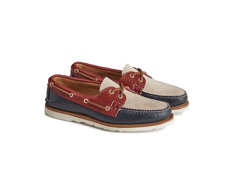 Sperry Tri-Tone boat shoe, best boat shoes
