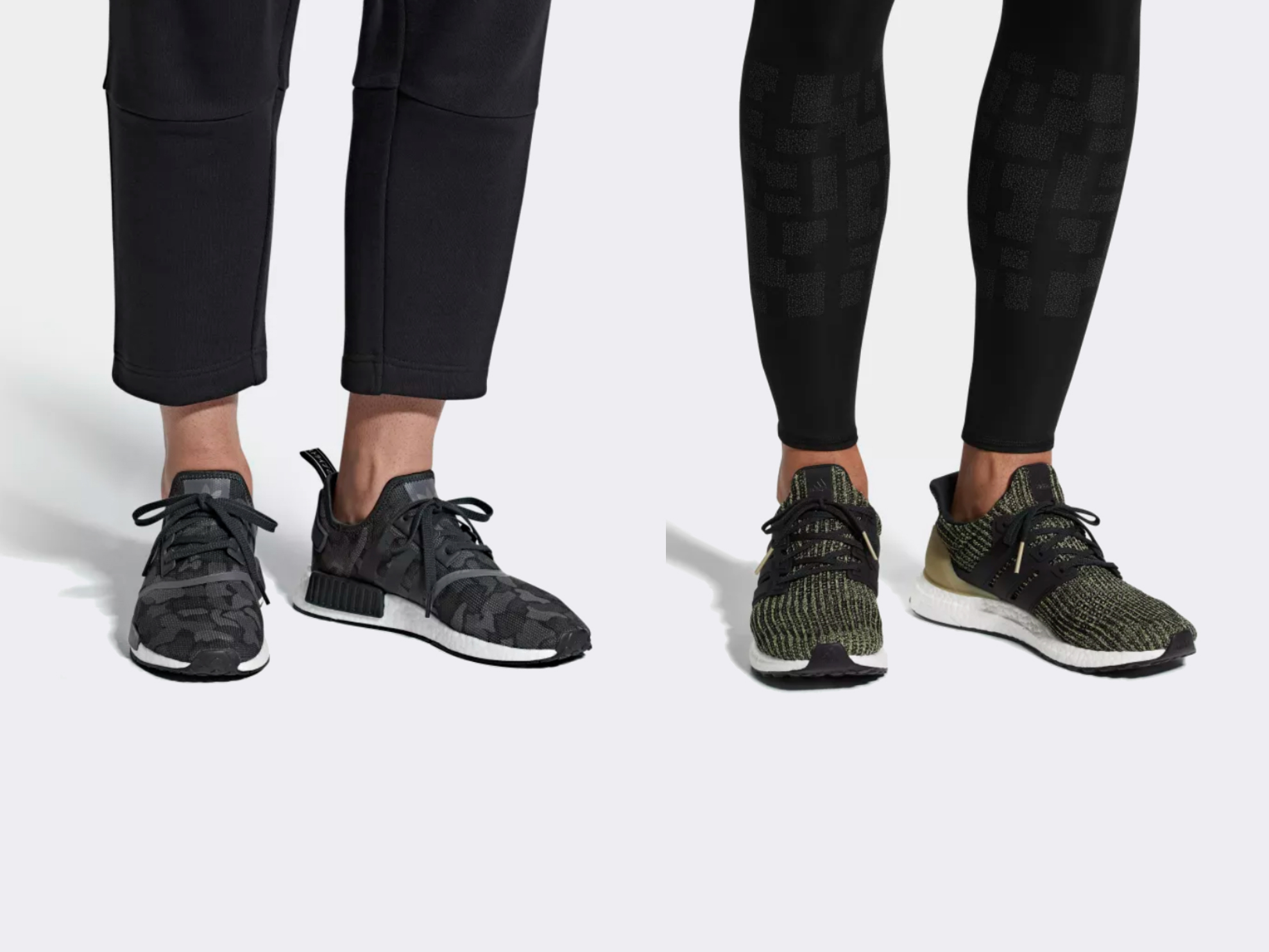 Adidas NMD and Ultraboost Sneakers Sale
