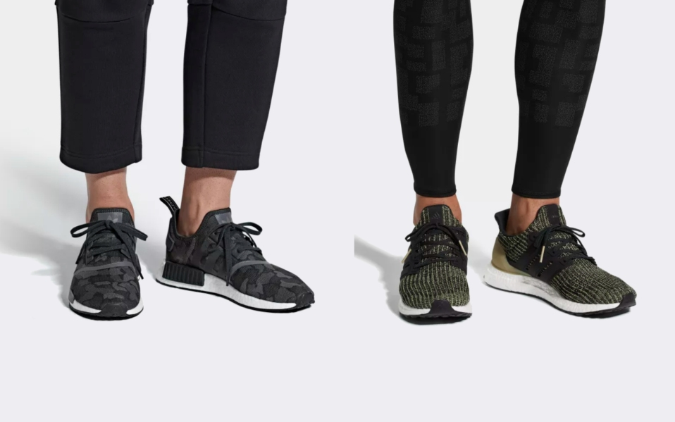 Adidas NMD and Ultraboost Sneakers Sale: