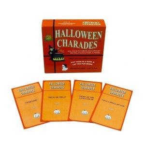 Anton Publications Halloween Charades Amazon