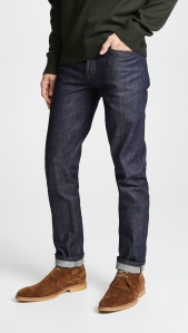 Selvedge Denim Jeans APC