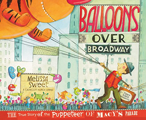 Balloons Over Broadway Amazon