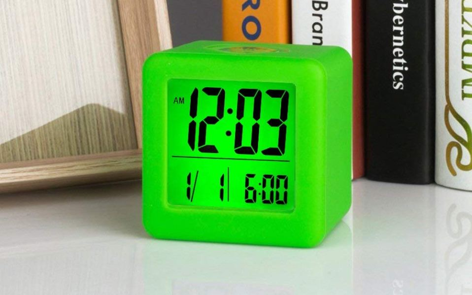 The Best Glow-in-the-Dark Alarm Clocks