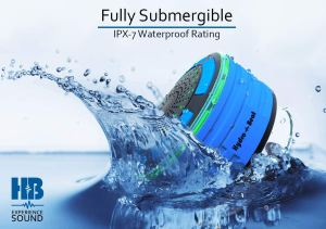 Bluetooth Portable Waterproof Shower Radio