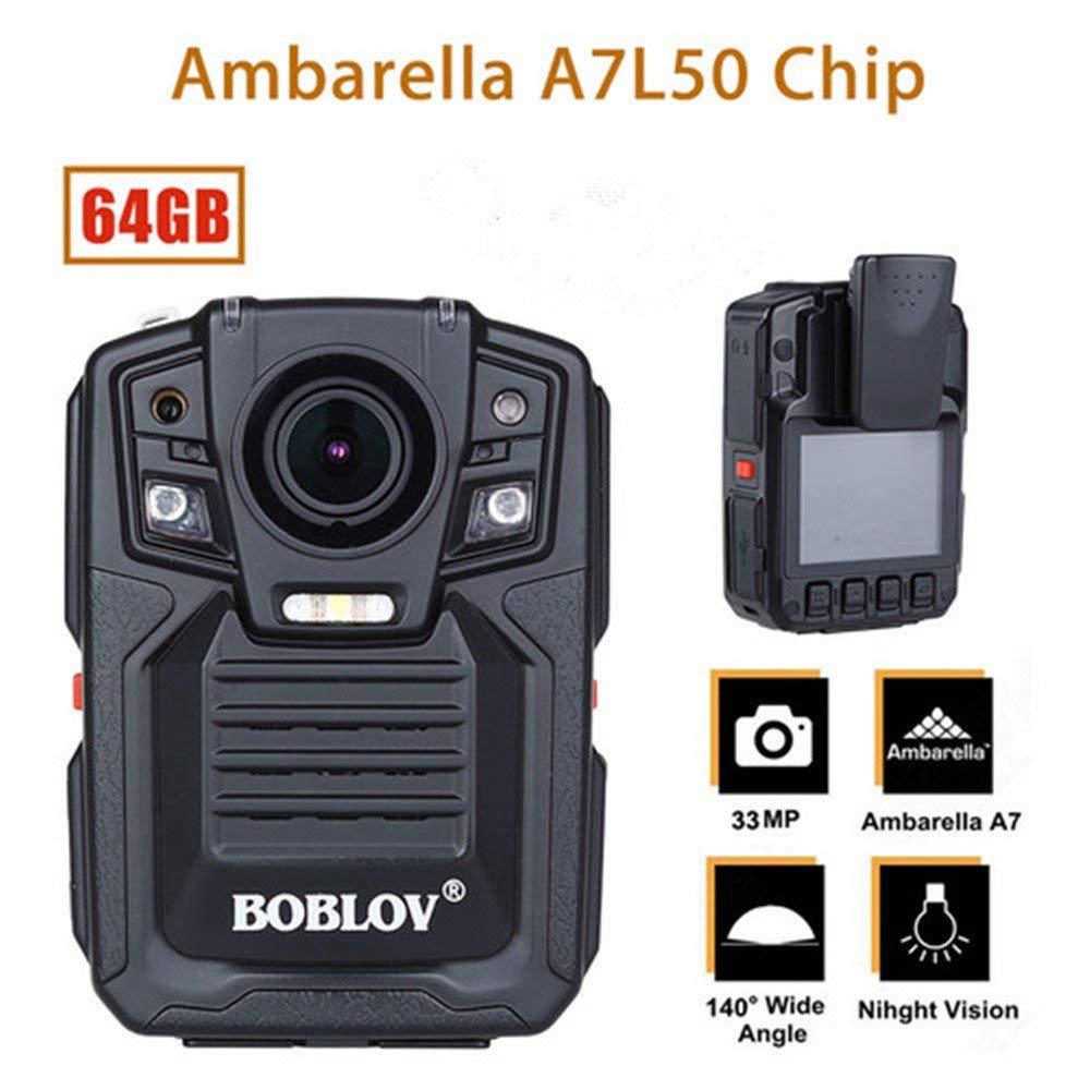 Boblov Infrared Body Cam