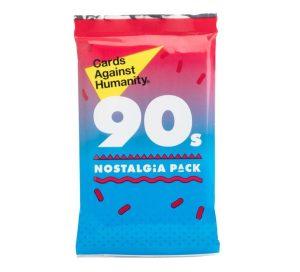 Cards Against Humanity 90s Nostalgia Pack Amazon