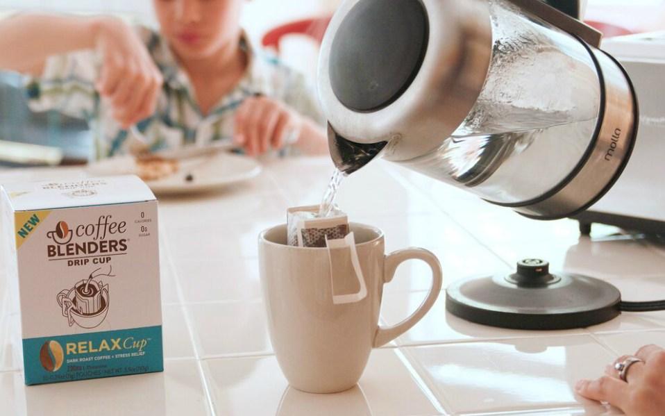 Reduce Stress Coffee