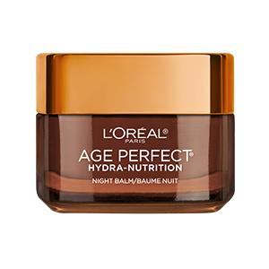 L'Oreal's Age Perfect Hydra Nutrition Honey Night Balm