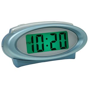 Digital Alarm Clock with Night Vision Technology
