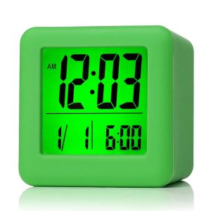 Digital Travel Alarm Clock with Snooze