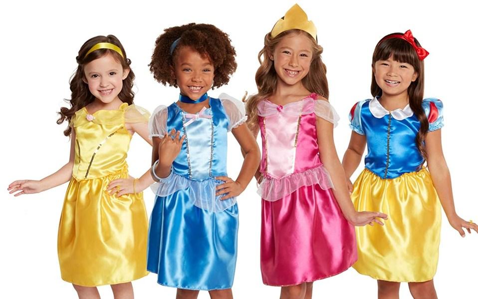 Disney Princess Group Picture