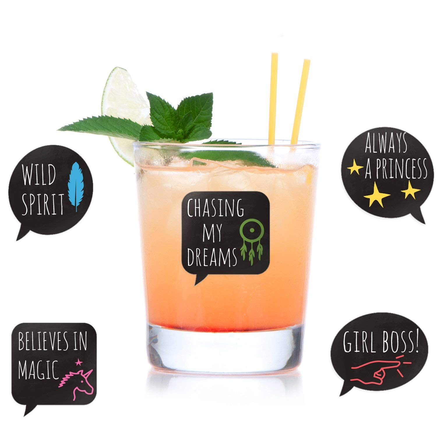 how to host friendsgiving - Funny Drink Labels to have people mark which drink is theirs