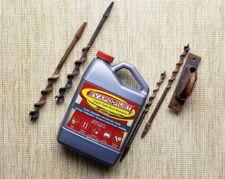 Get rid of rust