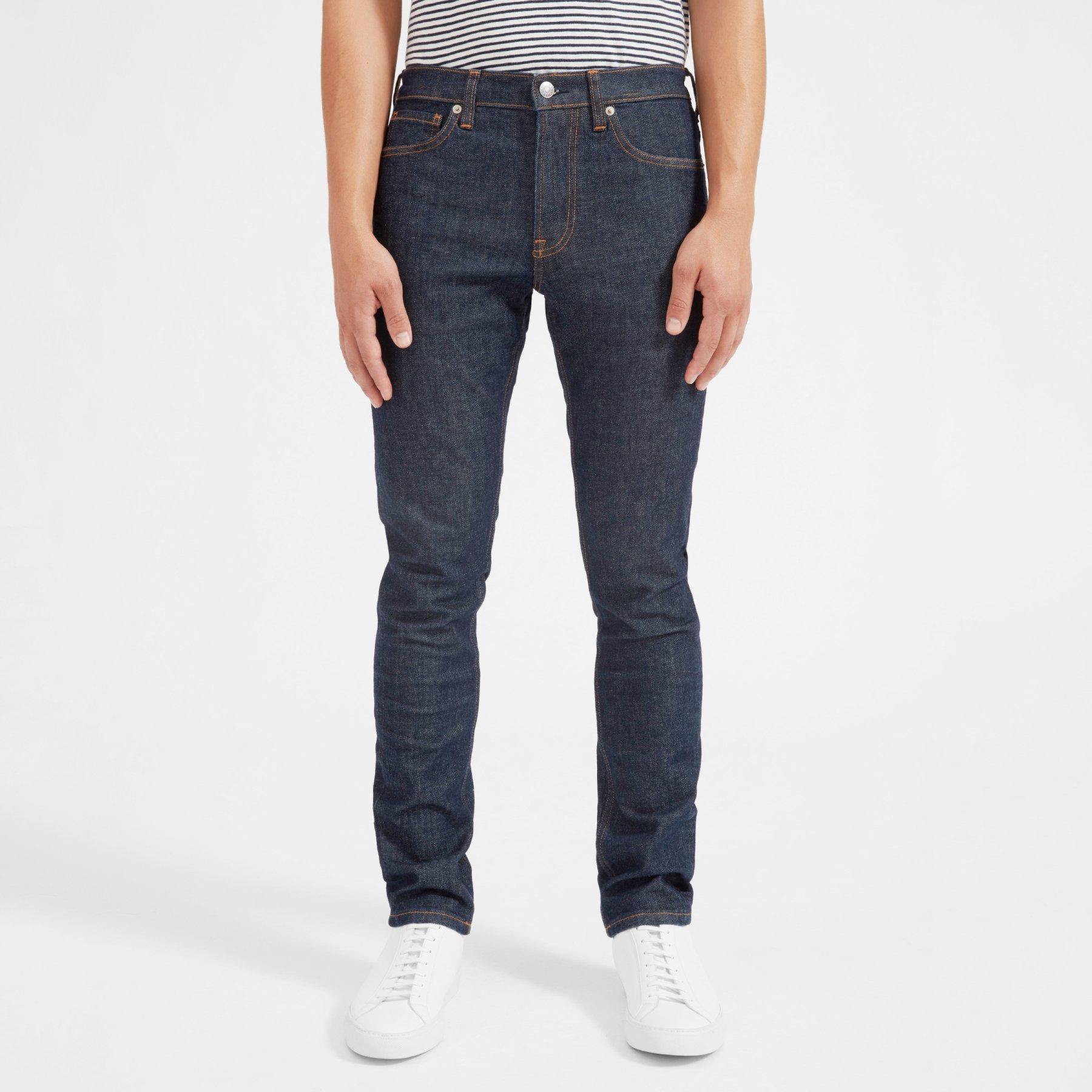 everlane review 6 best staples mens slim fit jean