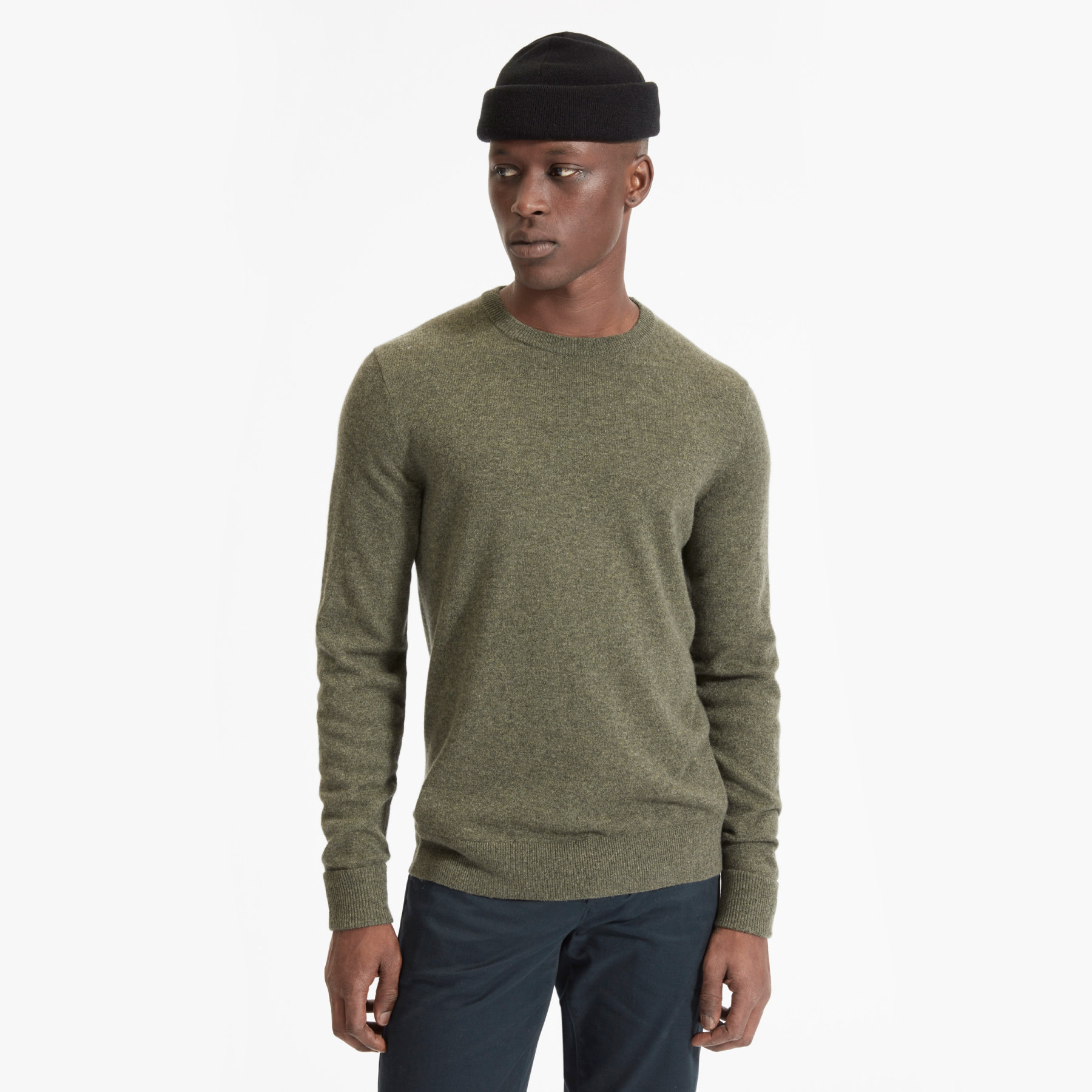 everlane review 6 best staples mens cashmere crew