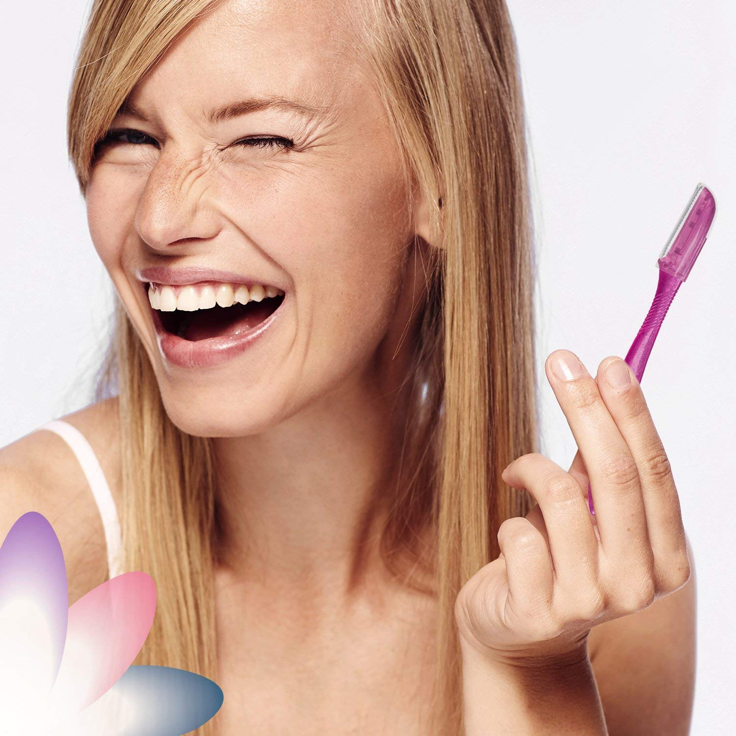 how to do your eyebrows no plucking tools schick silk touch-up tool