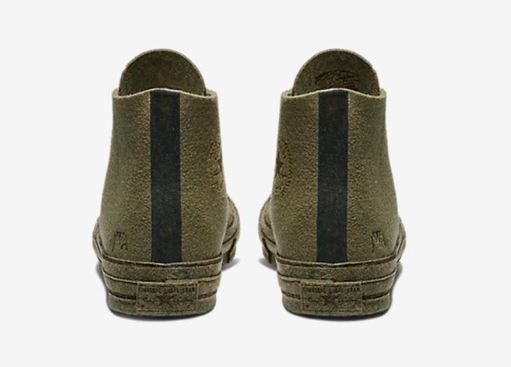 converse x jw anderson felt sneakers