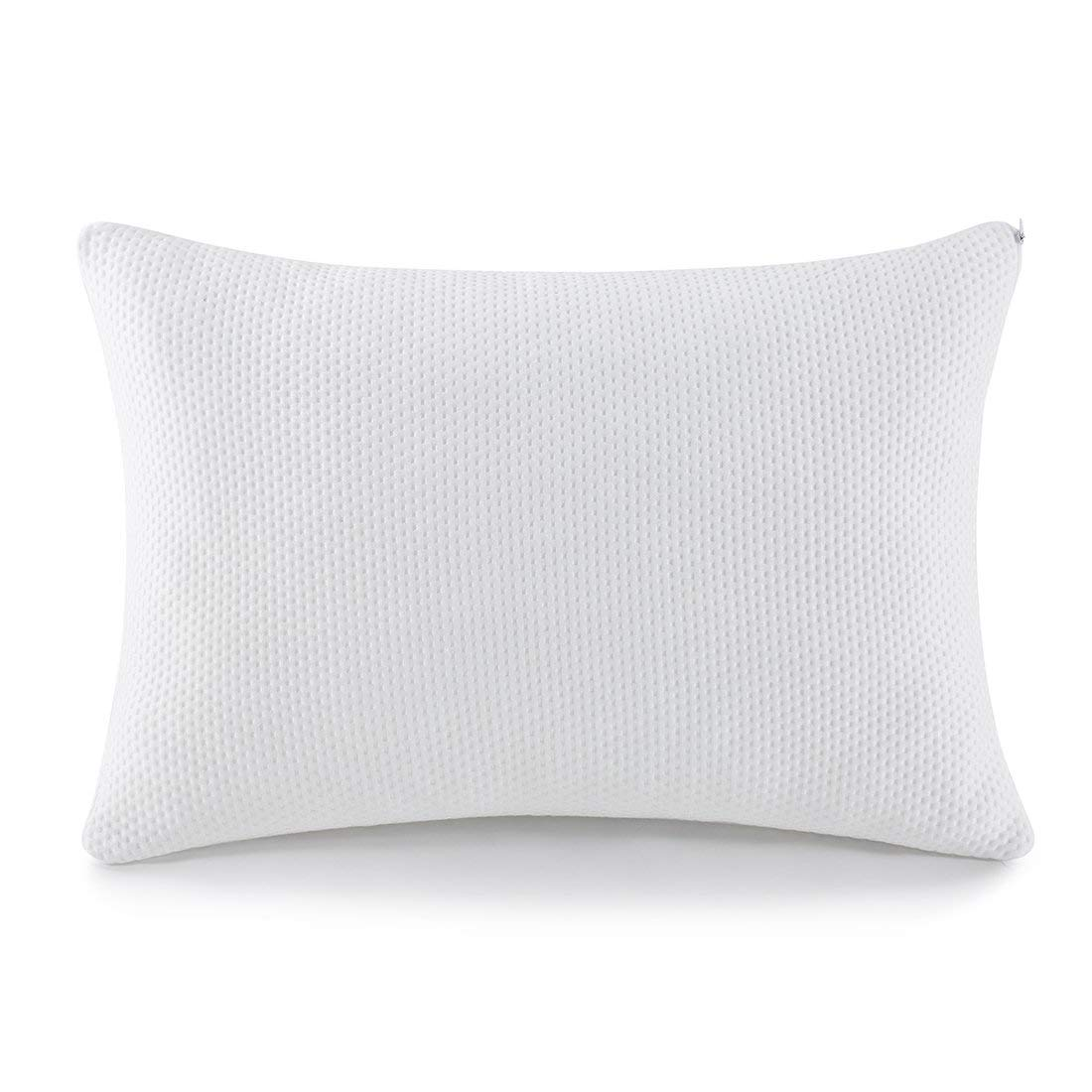 best memory foam pillows sleep Queen Size Cooling with Removable Washable Bamboo Bed cover oaskys