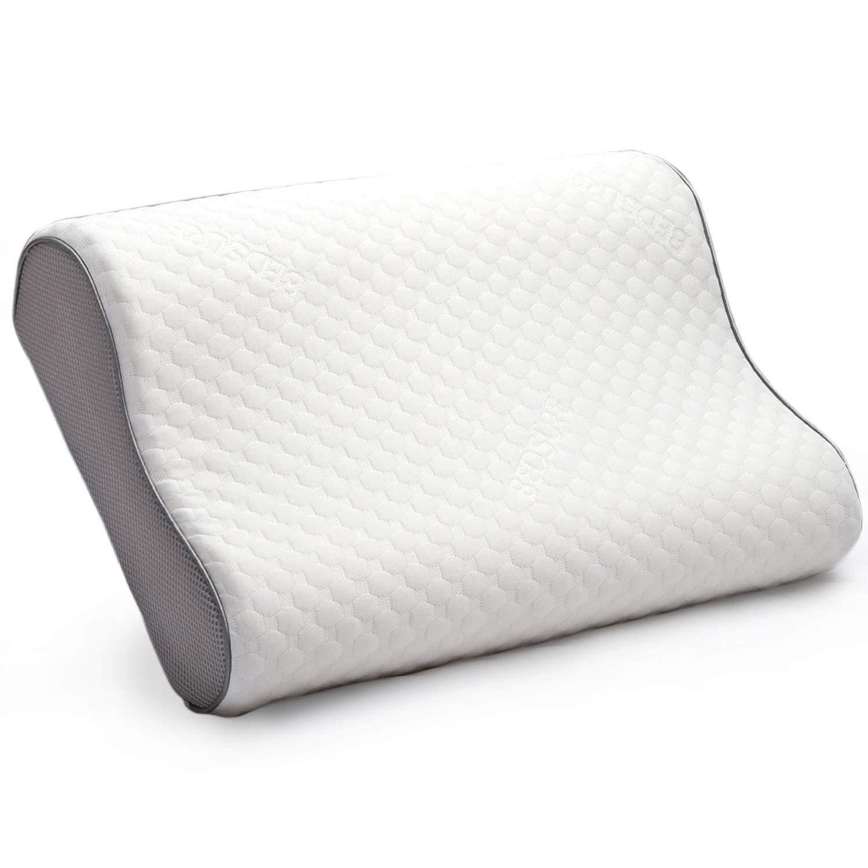 best memory foam pillows sleep Contour side sleepers bedsure