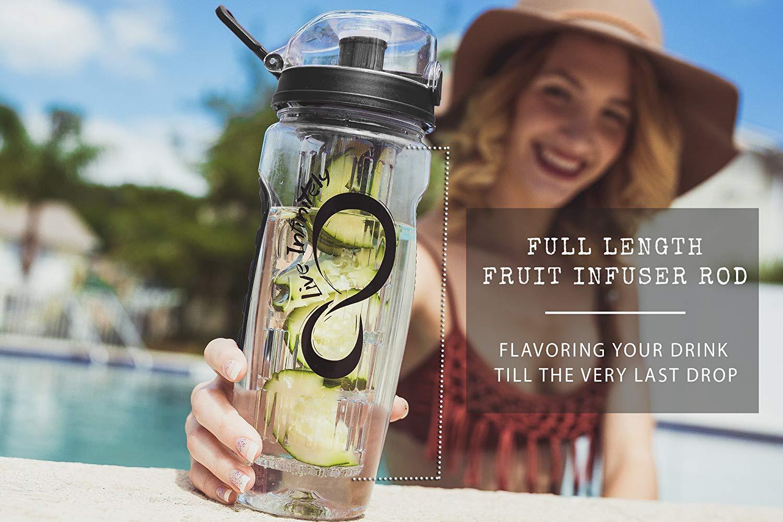 Fruit Infuser Water Bottle Live Infinitely