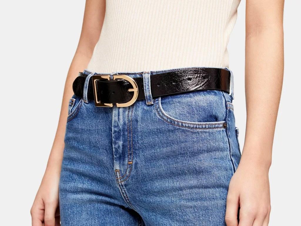 topshop belt