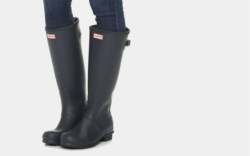 Hunter Rain Boots Alternatives: Rubber Boots