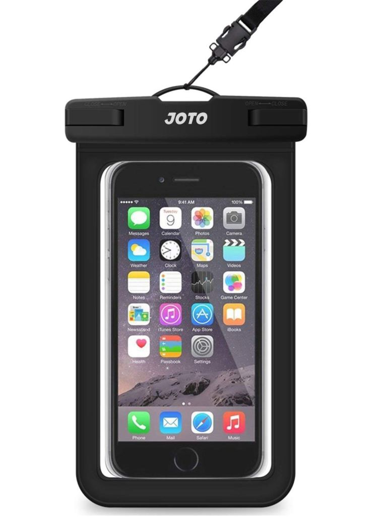 waterproof phone cases - JOTO Universal Waterproof Pouch