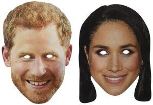 Maskarade Royal Wedding Mask Pack Amazon